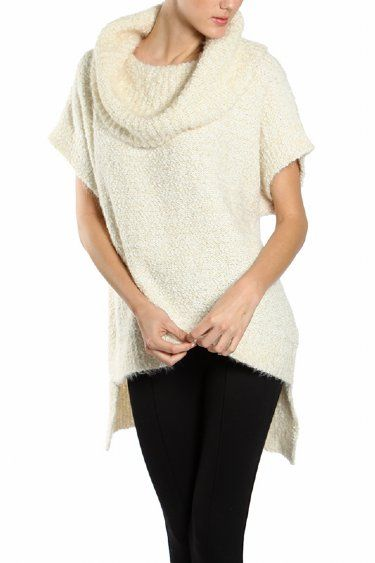Women'S Cream Sweater 63