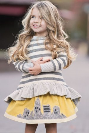 Little Girl Dresses For Christmas
