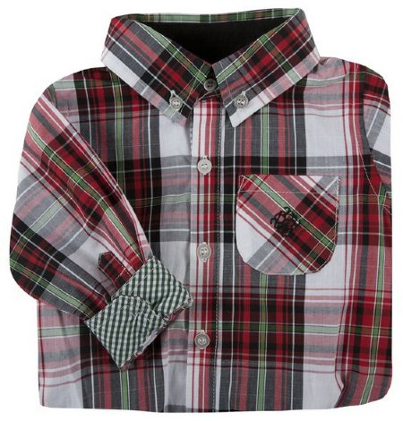 andy evan christmas plaid shirt now in stock - Christmas Plaid Shirt