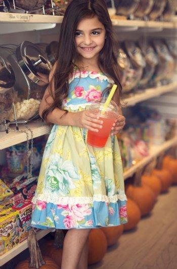 c75440dc2b0 Mustard Pie 2018 Apple Blossom Ashton Dress BR 2T   3T ONLY