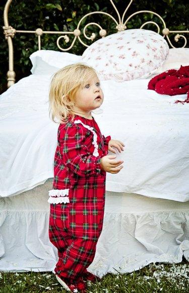 Children's Christmas Pajamas