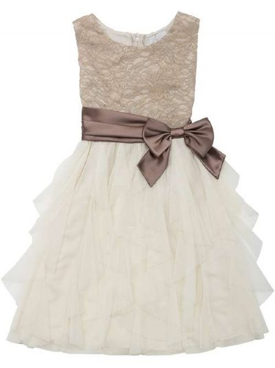 Tween wedding elegance special occasion dress 7 years only for Wedding dresses for tweens