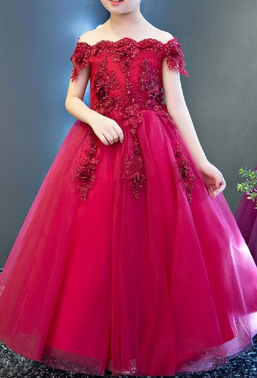 girls sweetheart dance gown preorder