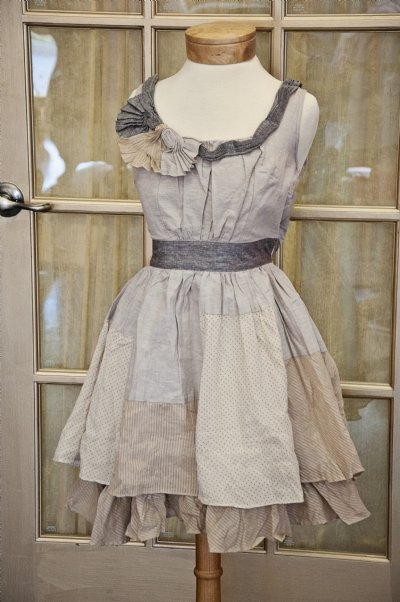 Women s Shabby Chic Cottage Dress Now In Stock