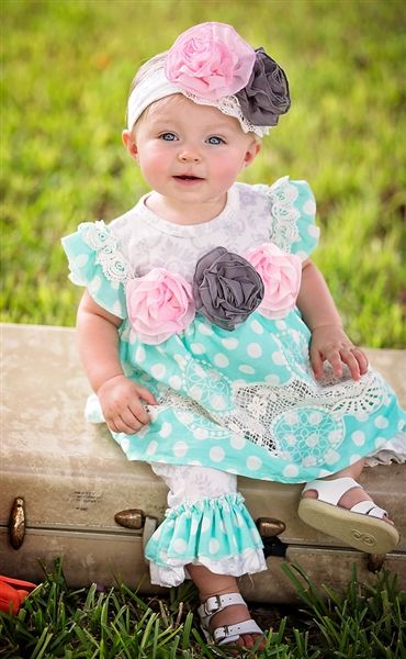 Bunny Blooms Dress<br>4 to 10 Years<BR>Now in Stock