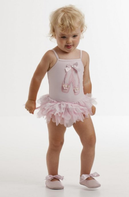 sc 1 st  Cassieu0027s Closet & Kate Mack 2018 Prima Ballerina Tutu Swimsuit 4 u0026 6 Years ONLY