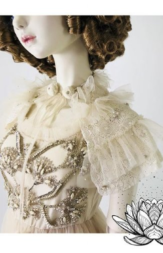 540f94e54c9d Boho Ballet Crochet Lace Cape BR Now in Stock ...