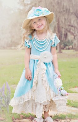 473d553f8efc Girls Easter Dresses. Girls Easter Outfits.