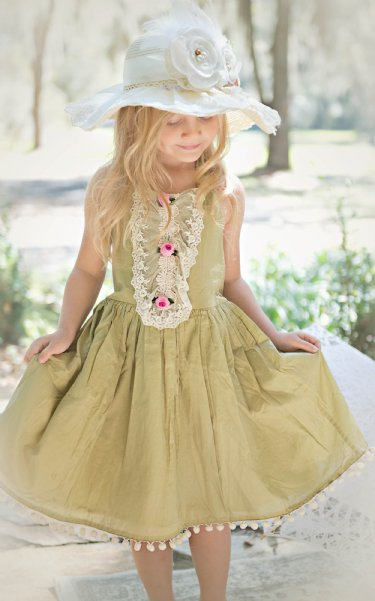 Vintage So Pretty Sundress 2 Years Only