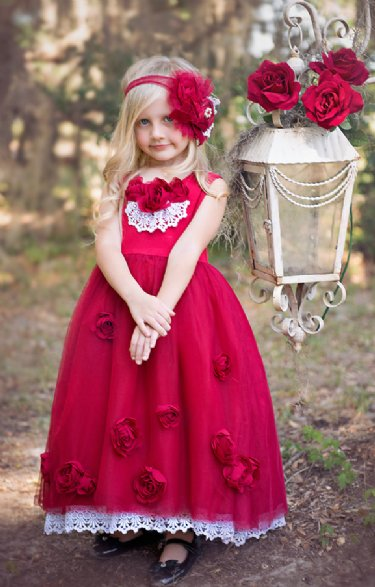 dedcd4dd069 Love and Cherish Frock br 2 to 12 Years br Only at ...