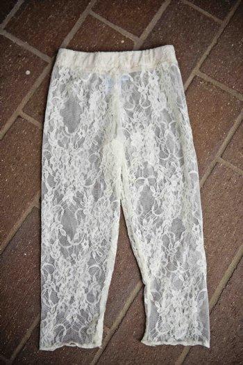 e74941c739b Ivory Lace Leggings