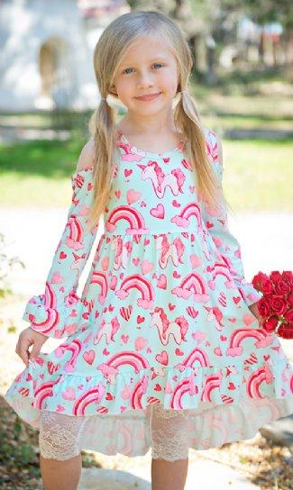 3b42dee43 Children's Valentines Day Clothing, Girls Valentines Day Dresses ...