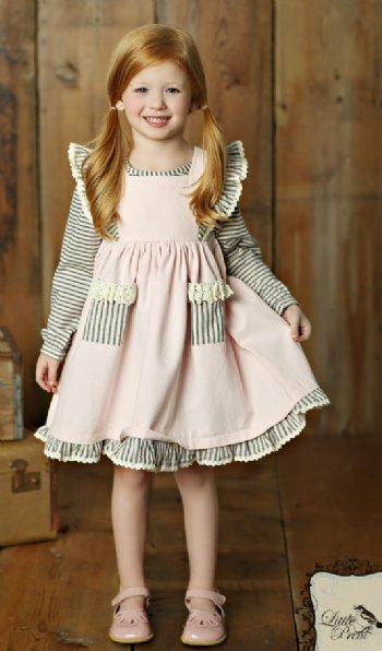 ea5abb7758 Little Prim 2018 Alice Dress BR 2T to 7 Years BR Now ...