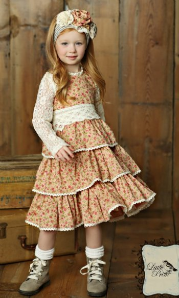 e769c0687b Little Prim 2018 Felicity Dress BR 2T to 12 Years BR Now ...