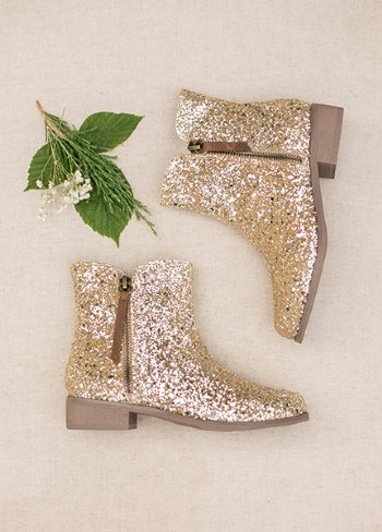 a2a3022f0ddc Joyfolie Kaitlin Bootie in Gold BR Now in Stock ...