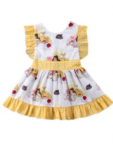a3a437eee Girls Toddler Dresses - Biscotti