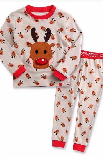 9d83fa29 Children's Reindeer Christmas Pajamas Now in Stock