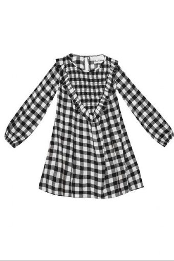 462dd67e7 Tween Ruffle Check Dress Preorder<BR>7 to 16 Years ...
