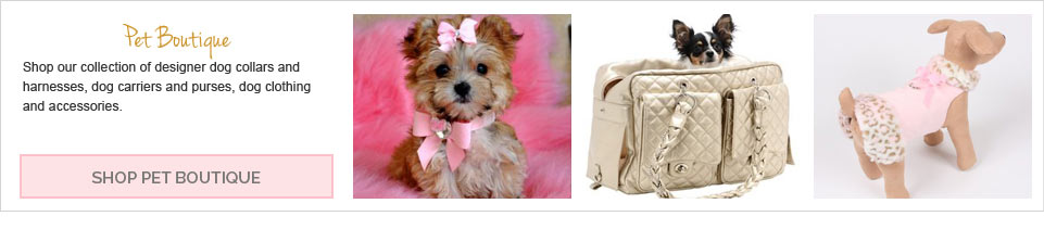 Shop Our Pet Boutique